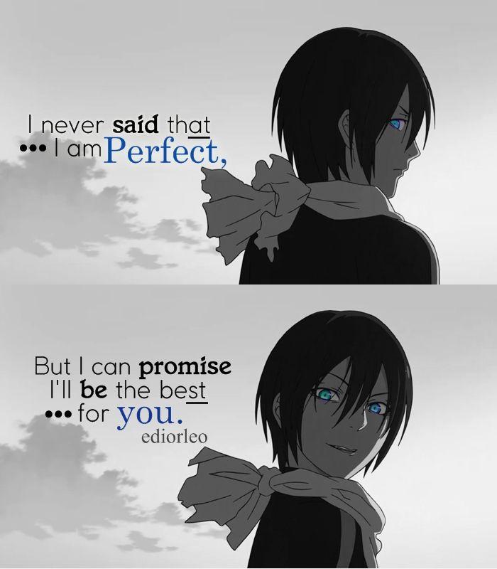 Anime Sad Girl Quotes Pics: Anime: Noragami Anime Quotes