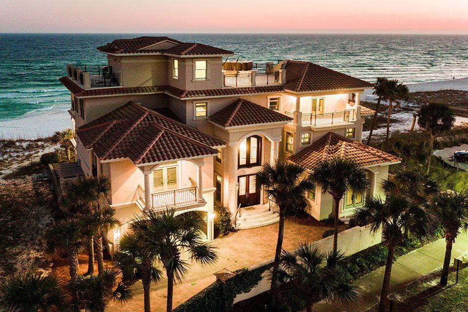 gorgeous beachfront home in destiny