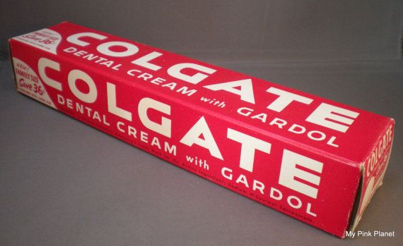 who invented colgate toothpaste