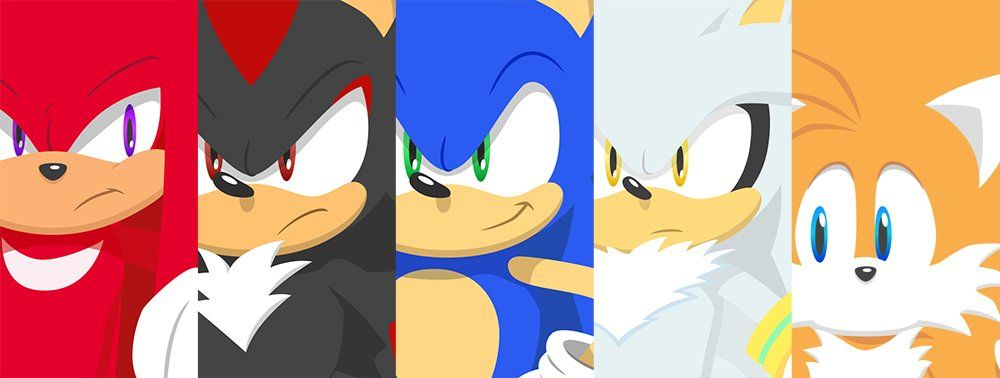 Pin By Jose Gallegos On Sonic The Hedgehog Miles Tails Prower Tails The Fox And Friends Pictures Sonic Sonic Art Comic Pictures