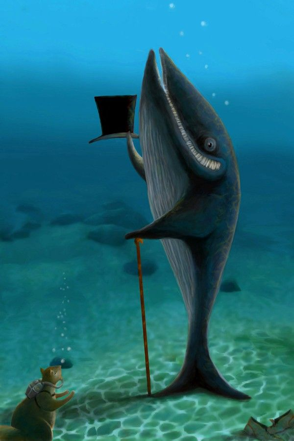 A Fish Tale - Worth1000 Contests