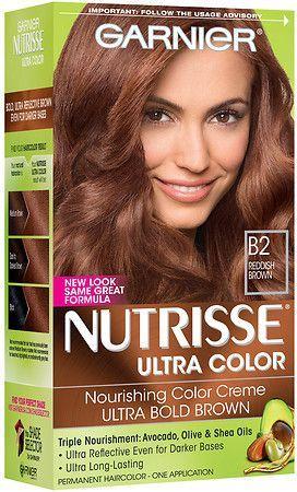 Garnier Nutrisse Ultra Color Permanent Haircolor B2