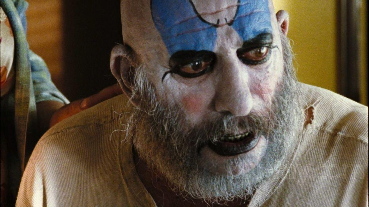 Rare Captain Spaulding Mugshot From Rob Zombie's 'The Devil's ...