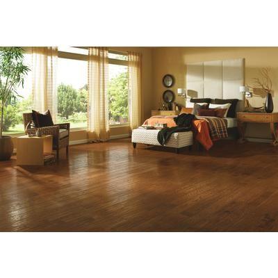 Bruce hardwood 5 inch x 3 8 inch av oak fall classic for Hardwood floors 5 inch