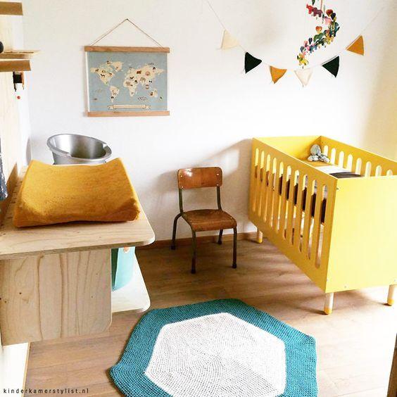 Babykamer Jongen Inrichten.Stoere Babykamer Jongen Kinderkamer En Babykamer