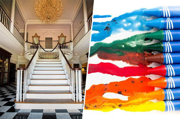 Design The Perfect Home And Well Reveal Which Crayola