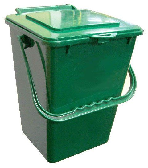 Kitchen Compost Bin With Filter Lid By Busch This Kitchen Compost