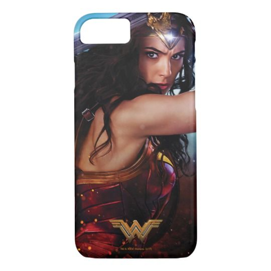 Wonder Woman Sword iphone case