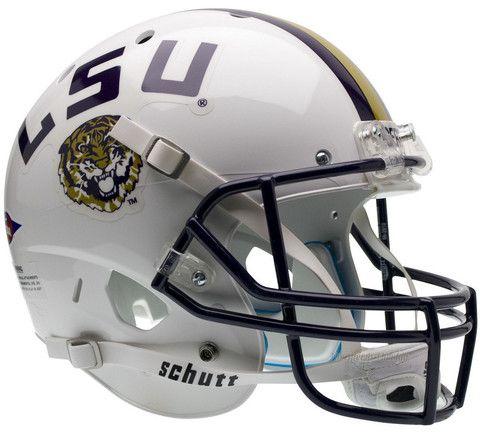 Lsu Tigers Helmet Lsu Football Helmet Speedy Cheetah Football Helmets Lsu Football Football