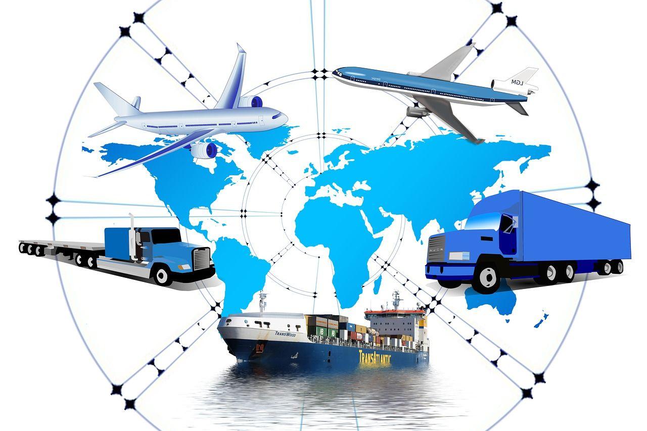 Travel, Logistics, Truck, Frachtschiff, Group #travel