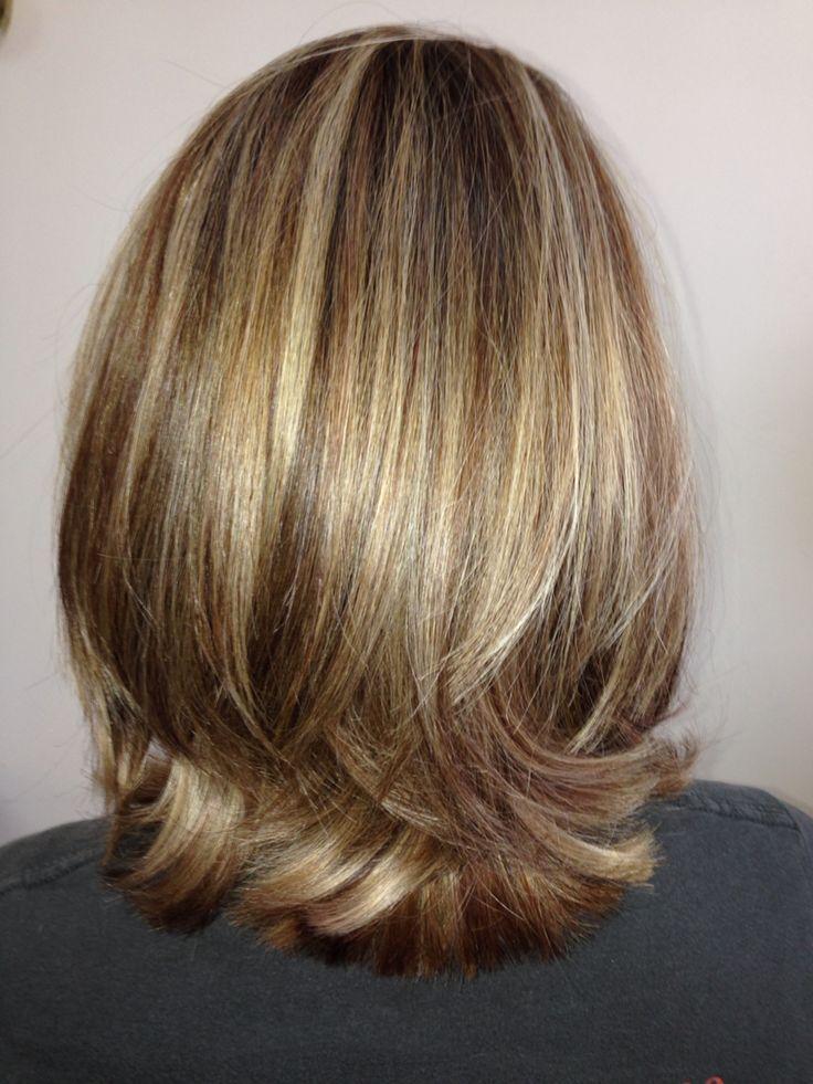 Shoulder-Length Shag Hairstyles Over 50 - Bing ima