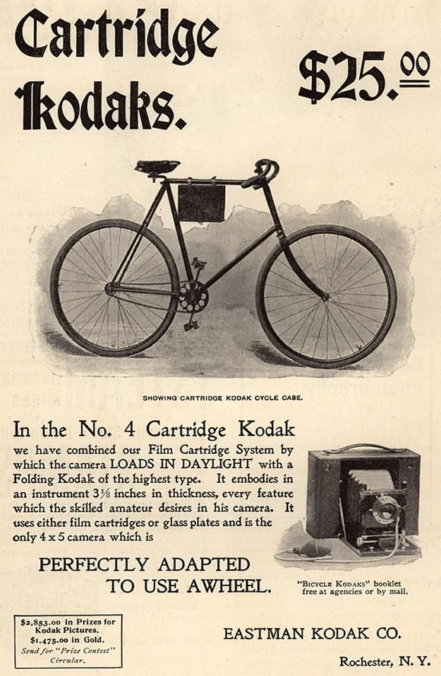 Vintage Kodak Ad 1897 Photography Camera Vintage Photography Kodak
