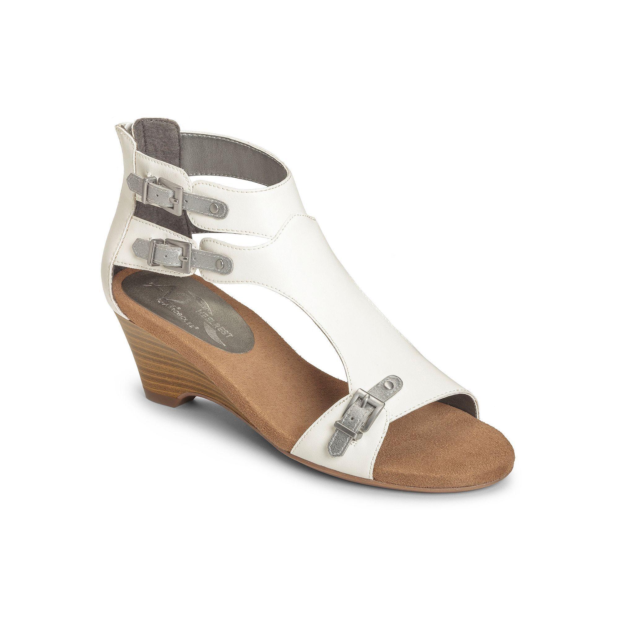 A2 by Aerosoles Mayflower Women's Wedge Sandals