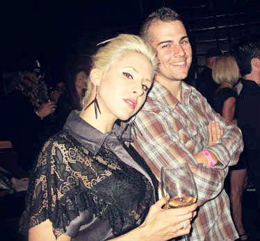 Matt Sanders And Valary Dibenedetto