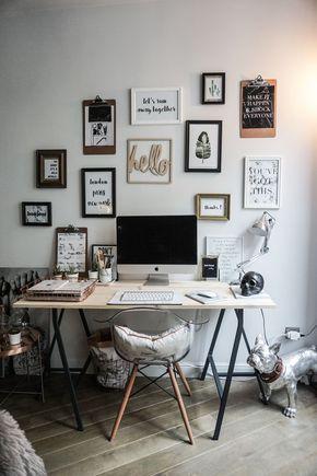 Decoration bureau x cadres room goals salons and desks