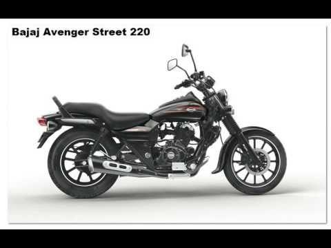 Bajaj Avenger Street 150 220 And Cruise 220 360 View