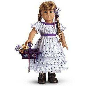 Kirsten's Midsummer Outfit American Girl Dolls Wiki