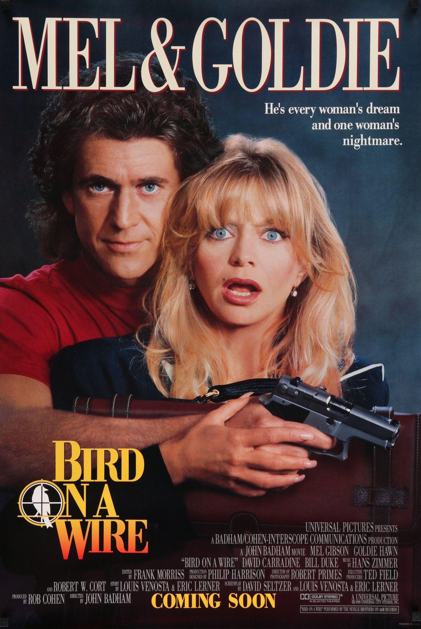 Bird On A Wire 1990  My Favourite Movies,  Movie -2944