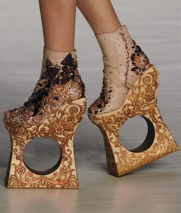 Gerelateerde afbeelding | Funky schoenen, Gekke schoenen