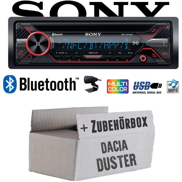 Ebay Angebote Mp3 Autoradio Sony Fur Dacia Duster Bluetooth Cd Mp3