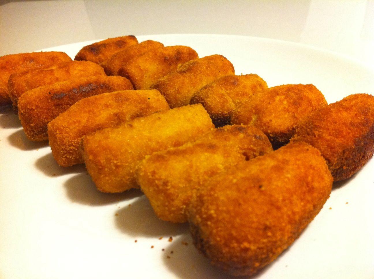Cocina Estudiantes | Croquetas De Pollo Recetas De Cocina Para Estudiantes Una De