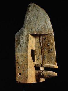 Dogon Samana Mask, Mali http://www.imodara.com/item/mali-dogon-samana-foreign-warrior-mask/
