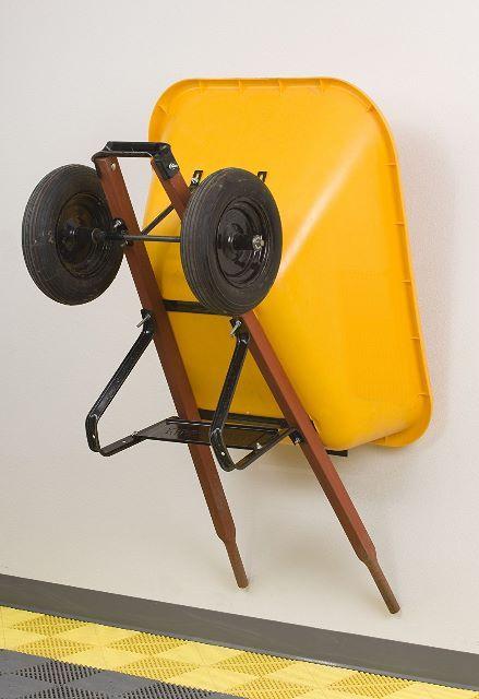 Wheelbarrow Storage Ideas 9 Ways To Get Organized Wheelbarrow