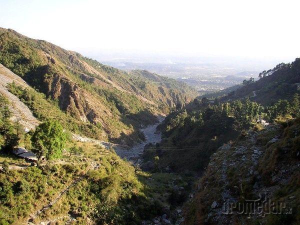 Dharamsala - údolie Kangra,