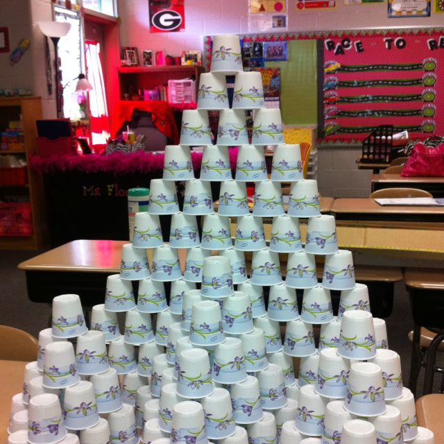 Math power towers can be used for geometry, perimeter, area, and ...