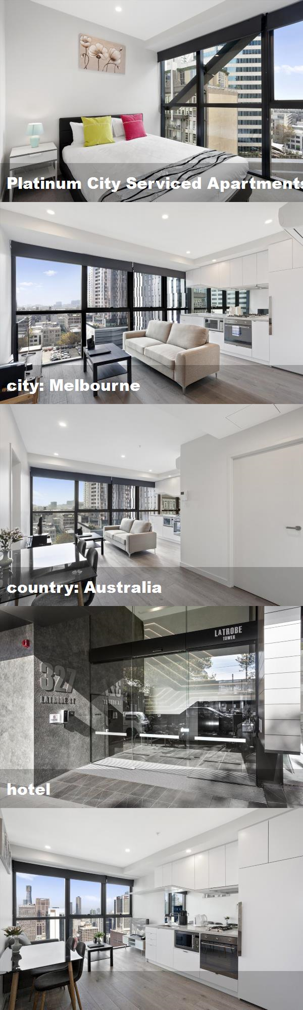 Platinum City Serviced Apartments, city: Melbourne ...