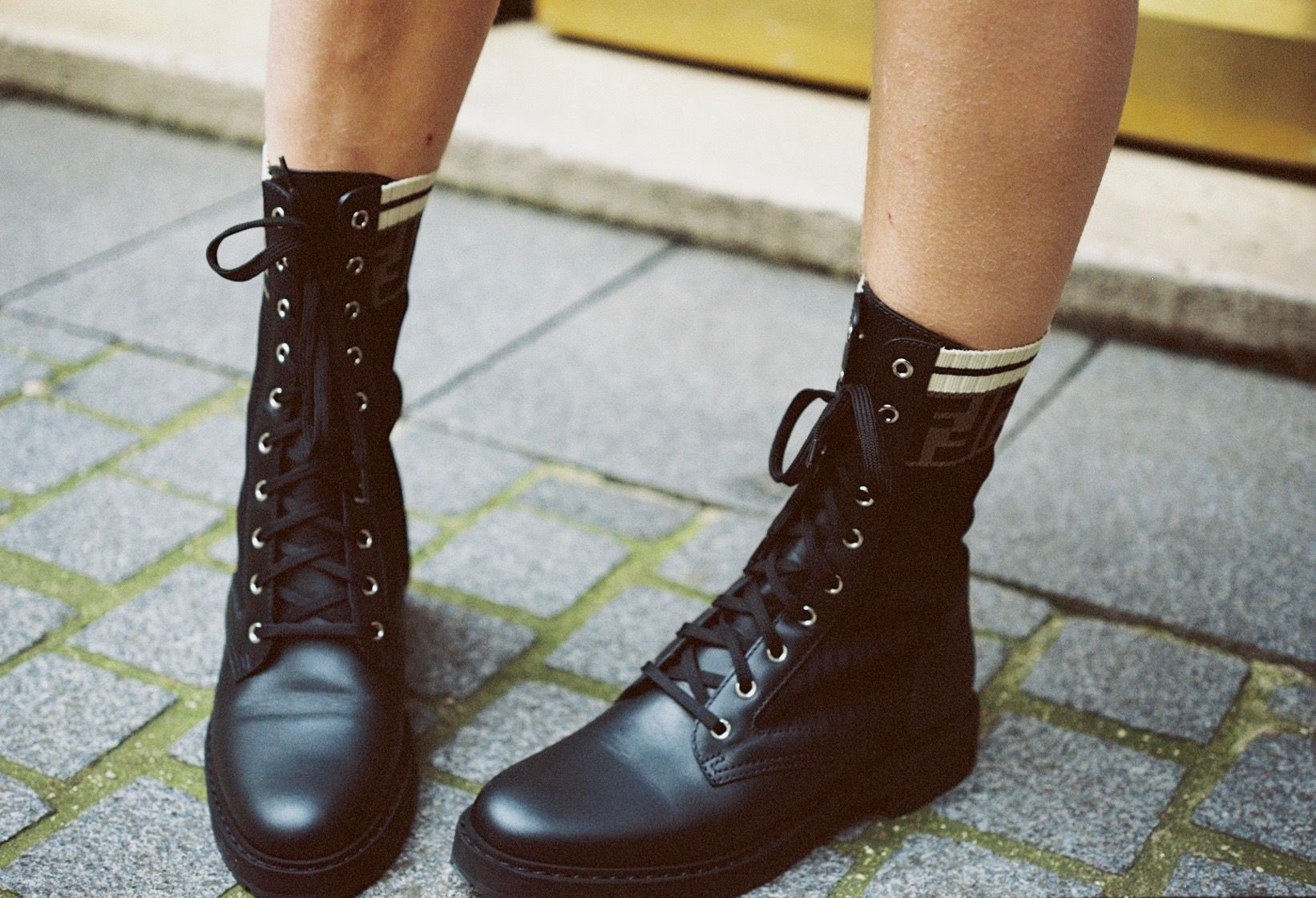 Fendi Ankle Boots in 2020 | Boots