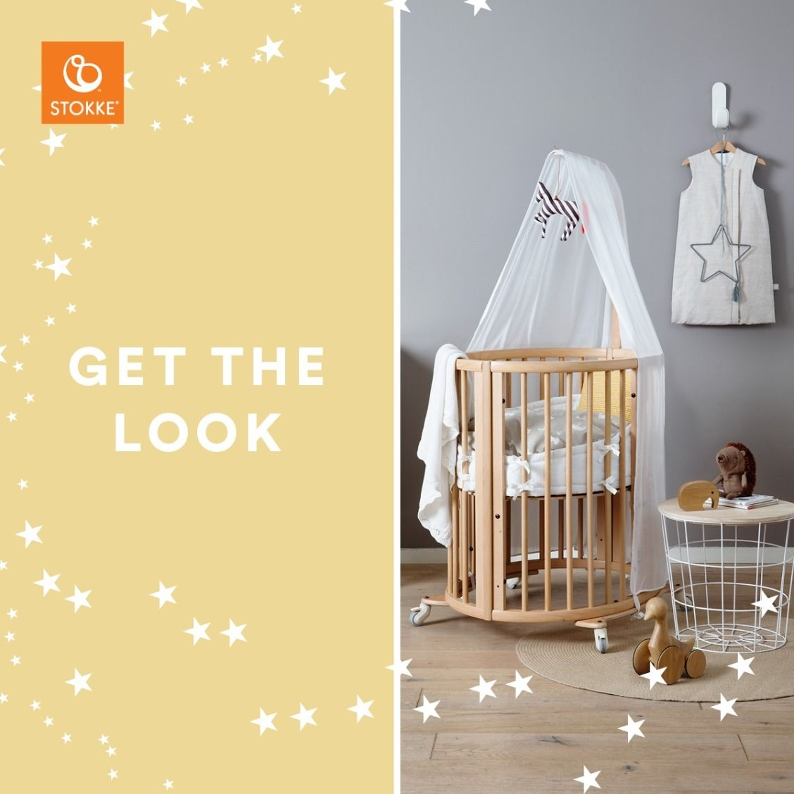 Get this look with your Sleepi Mini crib + more tips and tricks from ...