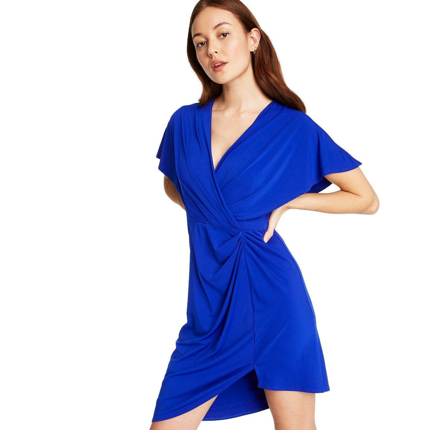 Women S High Low Dress Cushnie For Target Regular Plus Royal Blue Sponsored Dress Sponsored Cushnie W Fashion High Low Dress Casual Style Outfits [ 1400 x 1400 Pixel ]