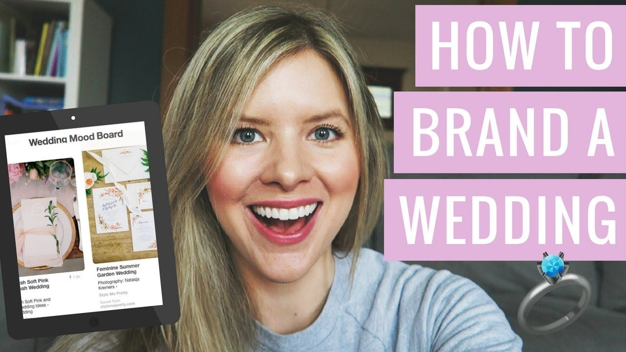 How to Brand Your Wedding | Step-by-step Tips to Narrow Down Your Style