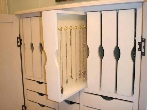 jewelry armoire ikea jewelry best cabinet ever hack chest ...