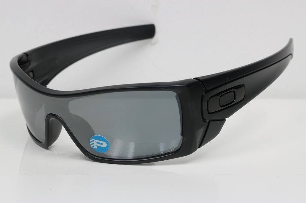 1062cfc7f6 Oakley Batwolf Sunglasses OO9101-35 Matte Black Ink