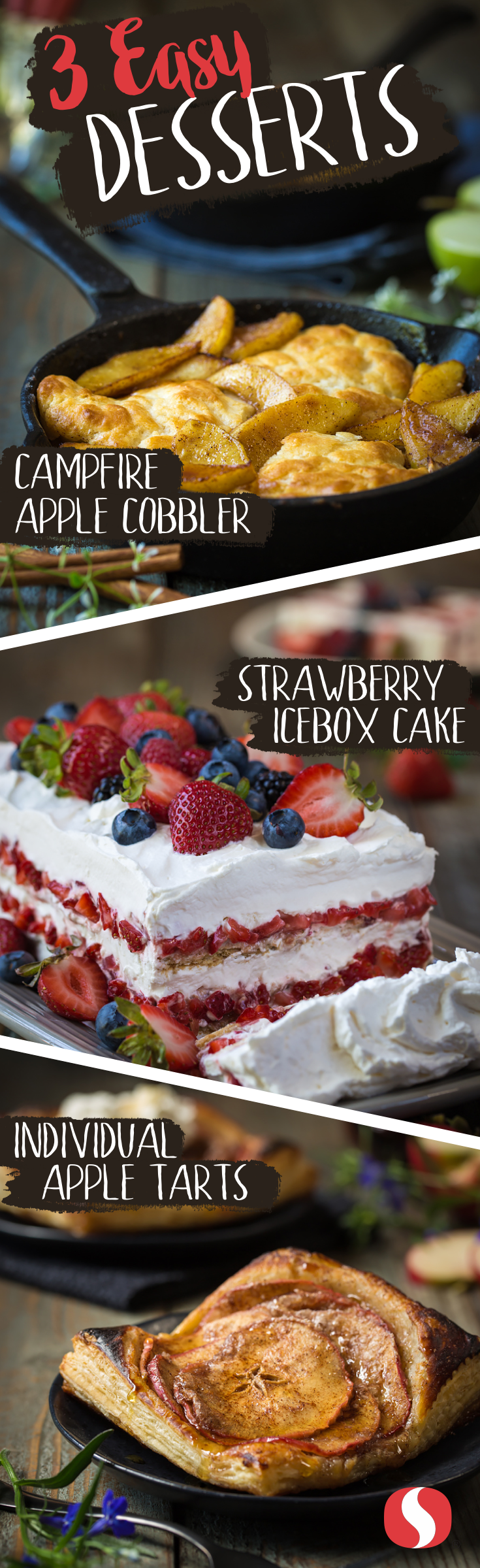 I mentioned last week when i shared this easy labor day dessert recipe, that my friend rachel stayed with. Labor Day made easy! These three tasty (and pretty ...