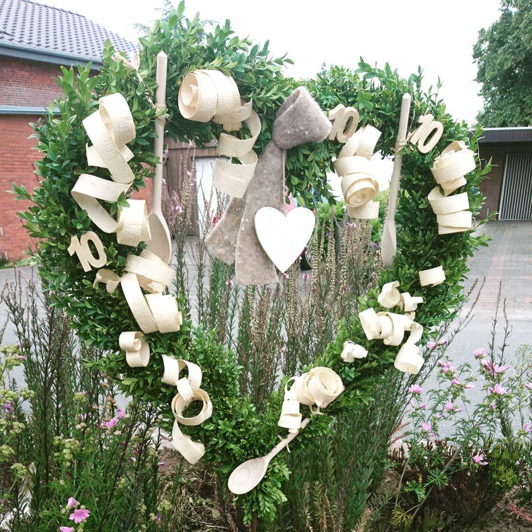 10 Jahre Nature Deko Treibholz Handcrafted Dekoration Wood Handmade Garten Gartengestaltung Kunst Art Garten Garten Deko Garten Gartengestaltung