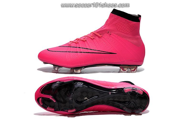 plus de photos 1c7b5 01b1a Nike Men's Mercurial Superfly FG Hi Top Football Boot Soccer ...