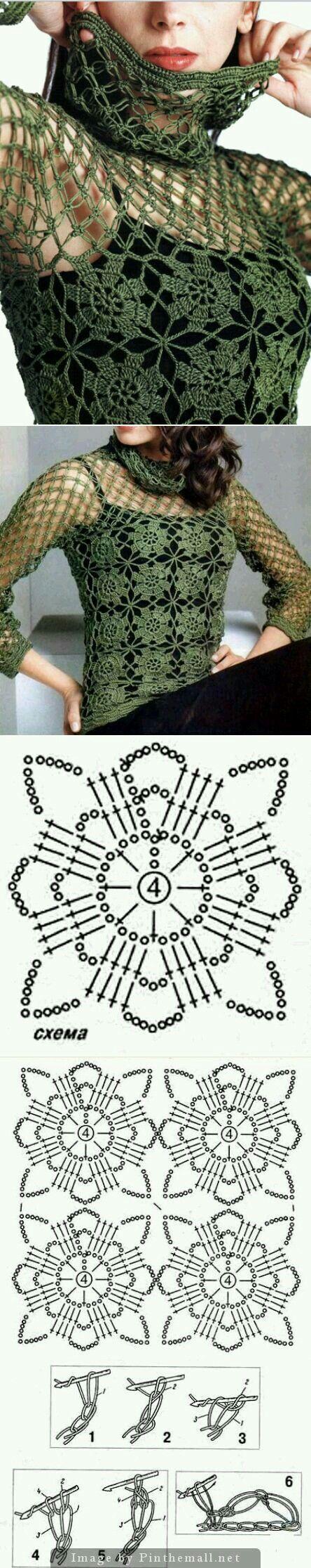 Pin von Anita auf Crochet   Pinterest   Häkelmuster und Häkeln
