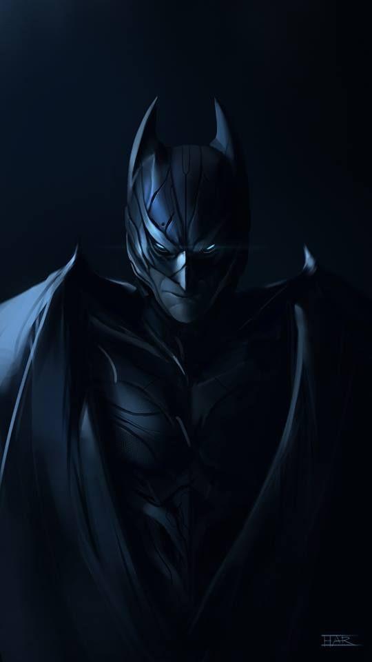 Batman by Robin Har