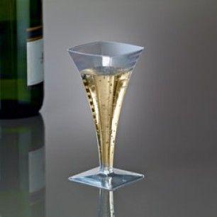 Mini Catering Supplies 2 Oz Disposable Mini Champagne Flute Bulk 96 Cups Mini Champagne Champagne Flute Set Plastic Champagne Flutes