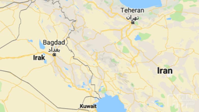 Iran Minta Irak Tahan Diri Pascakerusuhan Irak Amerika Dubai