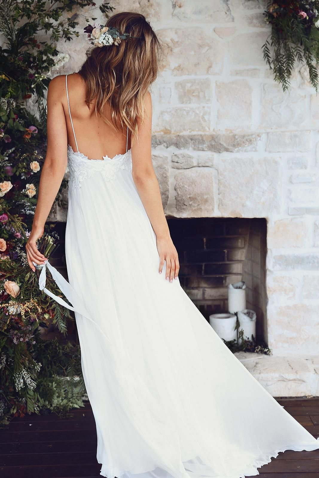 Tara romantic gowns and wedding bride