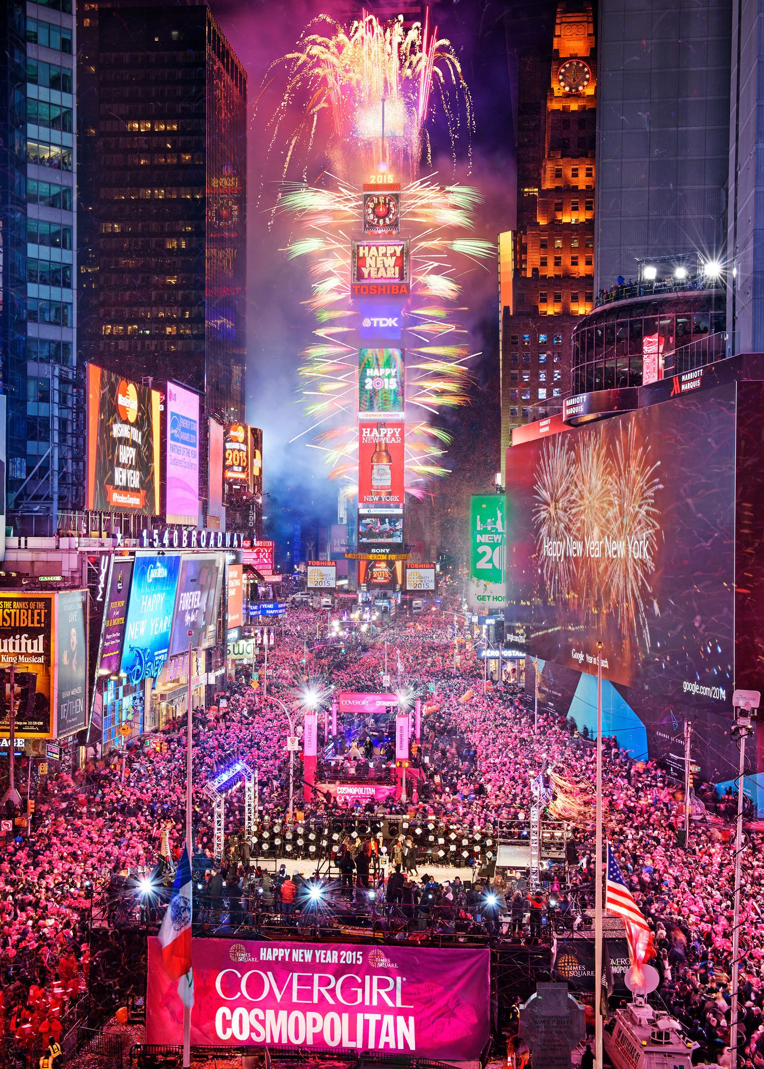 The World S Most Exciting New Year S Eve Celebrations