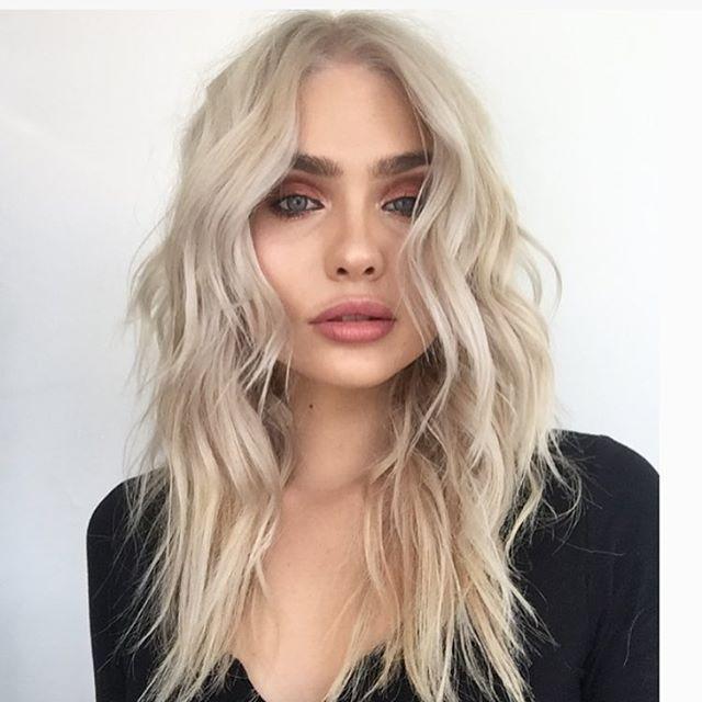 Nt R ѕt Mɑɴɗɑʟ ɩɡʜʟo ☽☆ н ɪʀ Platnium Blonde