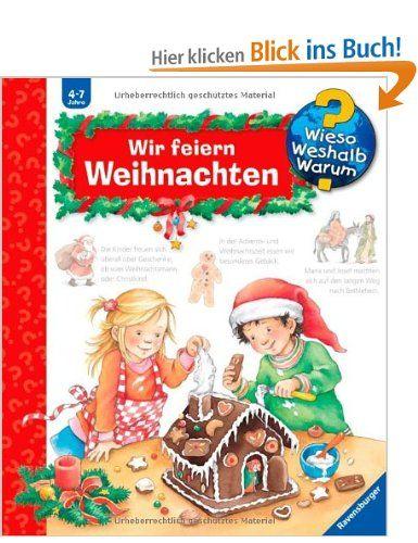 Wieso Weshalb Warum 34 Wir Feiern Weihnachten Amazon De Andrea Erne Susanne Szesny Bucher Weihnachtsbucher Weihnachtsgeschichte Kinder Kinderbucher