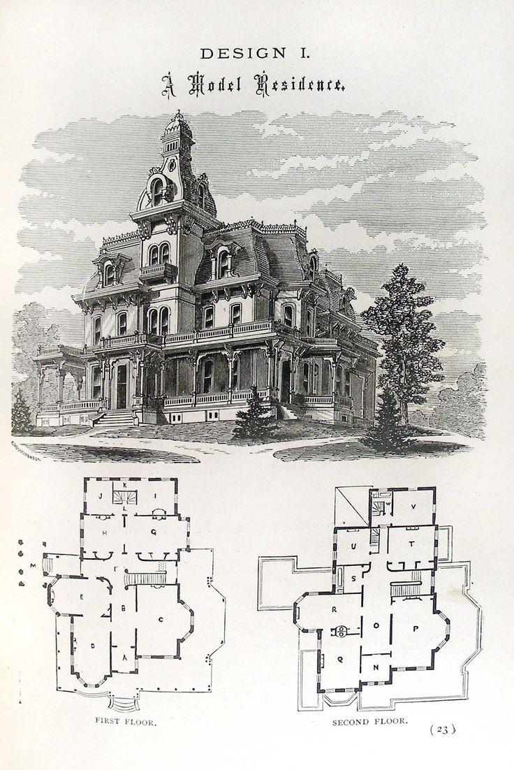 Gothic Floor Plans 7 Bedroom House Plans Australia 14