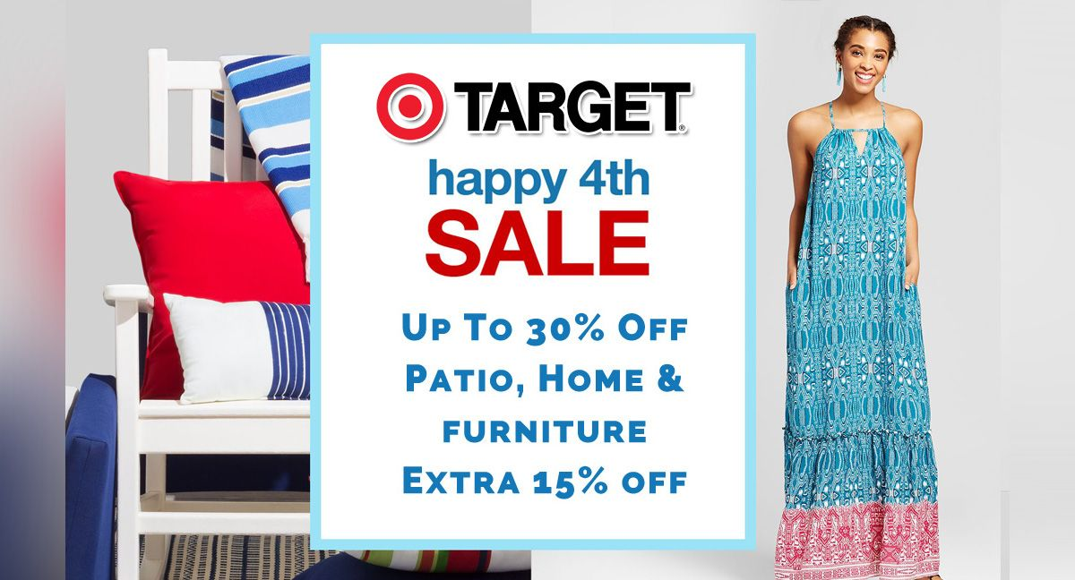 UP to 30% Off Patio, Home & Furniture Extra 15% Off at # ...