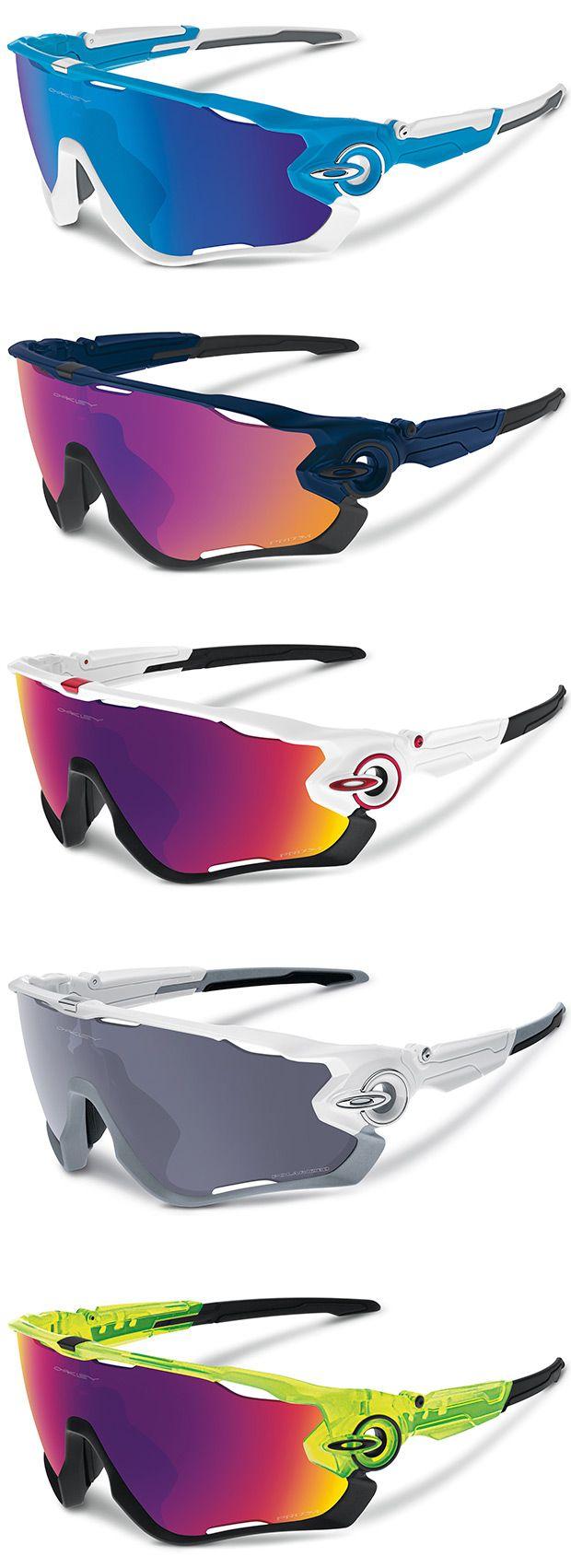 48372ba000 Jawbreaker, las nuevas (y avanzadas) gafas deportivas de Oakley |  TodoMountainBike